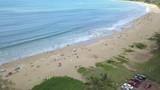 Busy beach approach - 220349063
