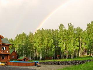 siberian summer landscape © Денис Пчелкин