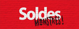 Soldes monstres - 220392894
