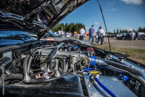 Drift car engine - 220425224