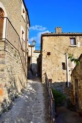 Roccascalegna - Abruzzo - Italia. Vicolo © Sergiogen