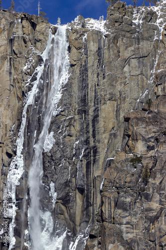Waterfall in Yosemite - 220438093