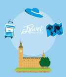 Travel the world concept - 220449206