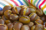 Chestnuts ready to be roasted - 220454611
