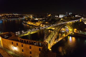 Porto, D. Luiz bridge © Bruno Silva