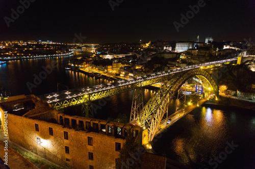 Porto, D. Luiz bridge