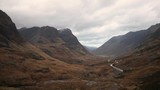 Scenic view of highlands in Scotland, time-lapse - 220514488