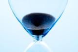 Sand clock, business time management concept - 220554485