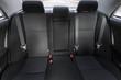 Car interior, part of back seats