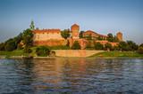 Zamek królewski w Krakowie, Polska - 220561434