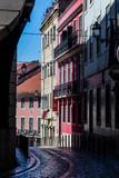 city center of Lisbon, old quarter