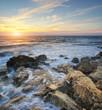 Leinwanddruck Bild - Beautiful seascape.