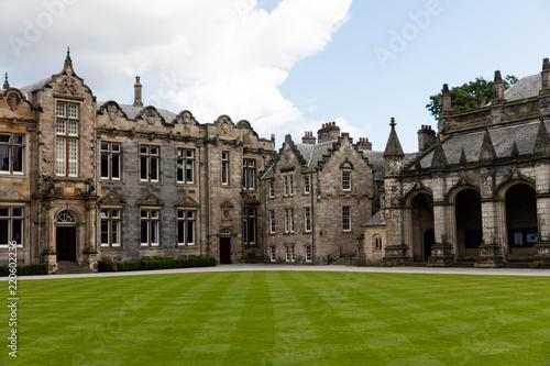 Université de Saint Andrews en Ecosse