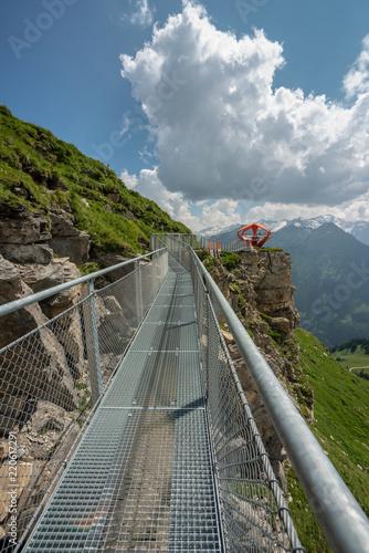 Stubnerkogel Hängebrücke