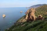 Italia ,coste della sardegna