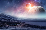 Space planets and nature - 220622256