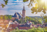 die alte Stadtkirche in Penig (Sachsen)  - 220622449