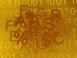 Virtual Letters Orange - 220628804