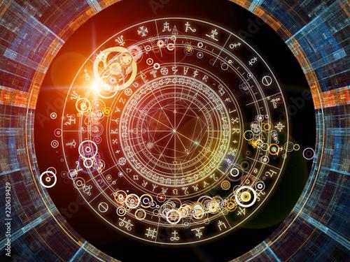 Sacred Geometry - 220639429