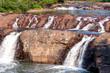 Rapids on a stream
