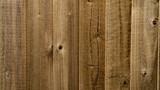Drewniany płot - 220673478