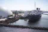 docked ship - 220696256