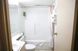 Elegant suite bathroom interior - 220716640