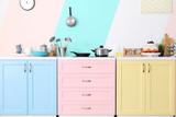 Interior of modern kitchen - 220752068