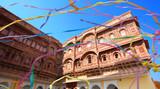 Jodhpur / Fort de Mehrangarh - Inde - 220781257