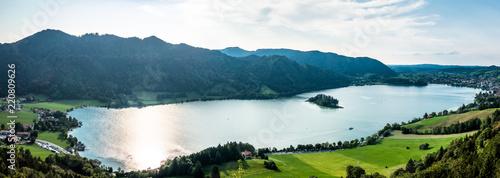 schliersee lake in bavaria - 220809626