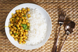 chickpea curry - 220810868