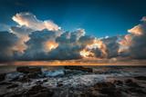 Morning Sea Storm  - 220834610