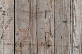 Old gray wooden wall, background texture - 220884011