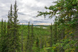 Dempster Highway Viewpoint, Northwest Territories, Canada