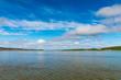 The Mackenzie River, Northwest Territories, Canada