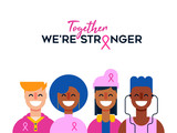 Breast Cancer Awareness friend group for support - 220896256