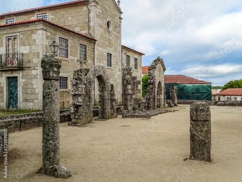Fototapeta Ruinas