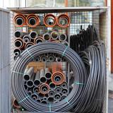 Pipes Plastic - 220958233
