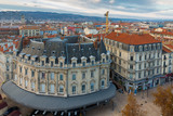 Valence is historical city of France - 220962485
