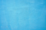 Background with concrete wall painted in blue - 220973079