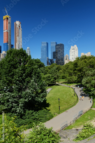 Central Park NYC - 220981457