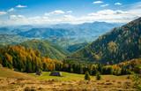 Mountain resort in Romania