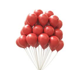 Red balloons © trahko