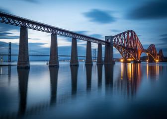 Forth Bridge Blues © cosmicherb
