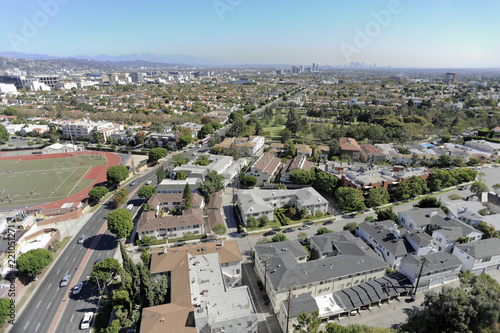 los angeles and vicinity