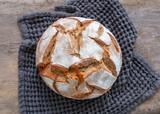 freshly baked bread - 221074624