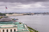 View of St. Petersburg from the roofs - 221083448