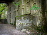 Ruins of the citadell of Verdun in France - 221085279