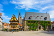 canvas print picture - Quedlinburg