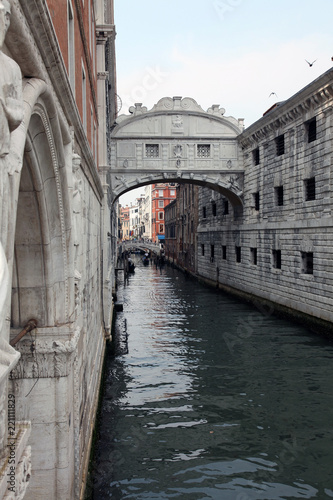 Italy. Venice, carnival - 221111829